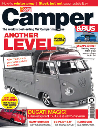 VW Camper & Bus Magazine December 2020