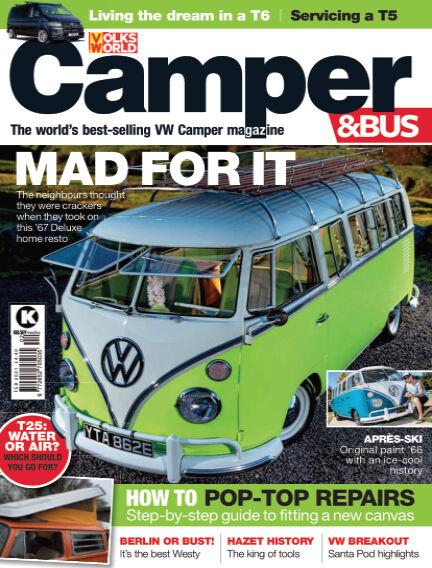 VW Camper & Bus Magazine December 24, 2020 00:00