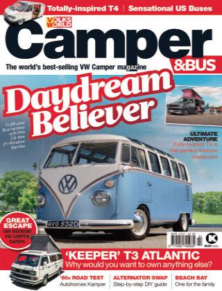 VW Camper & Bus Magazine March 2021