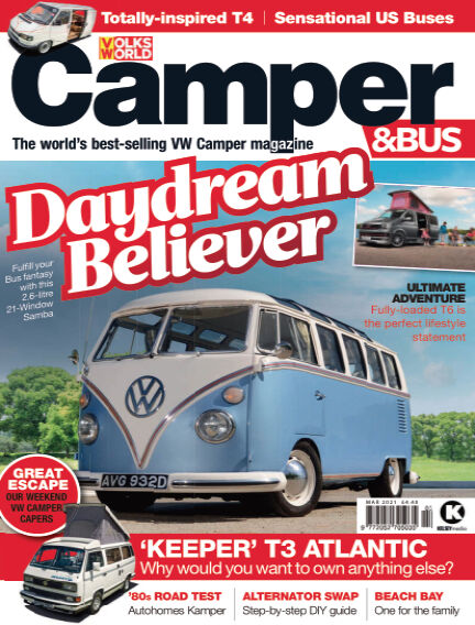 VW Camper & Bus Magazine January 22, 2021 00:00