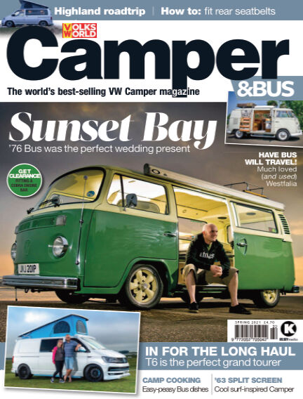 VW Camper & Bus Magazine February 19, 2021 00:00