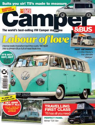 VW Camper & Bus Magazine May 2021
