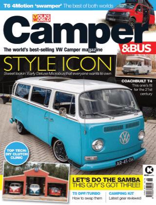 VW Camper & Bus Magazine June 2021