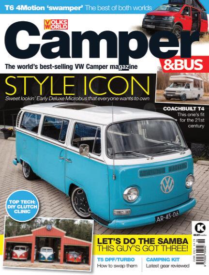 VW Camper & Bus Magazine May 14, 2021 00:00