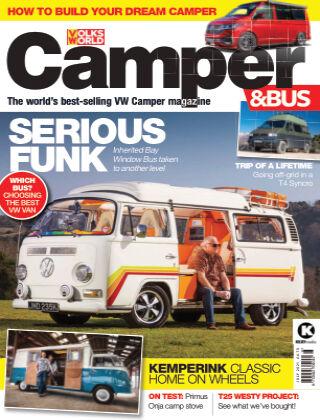 VW Camper & Bus Magazine July 2021