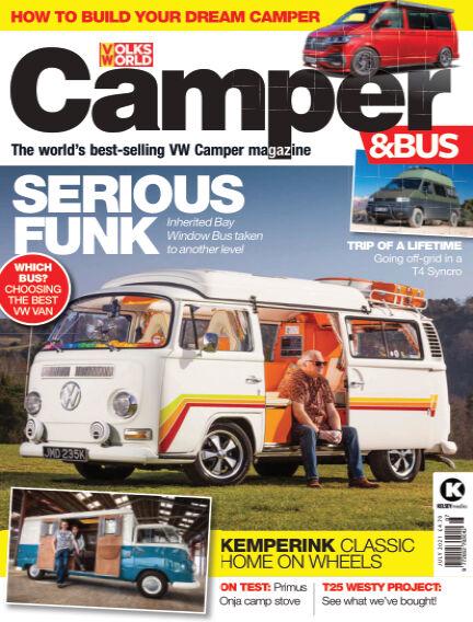 VW Camper & Bus Magazine June 11, 2021 00:00