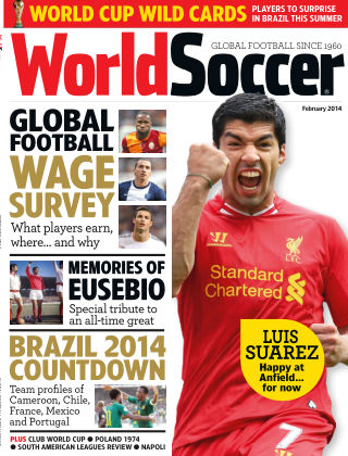 World Soccer February 2014