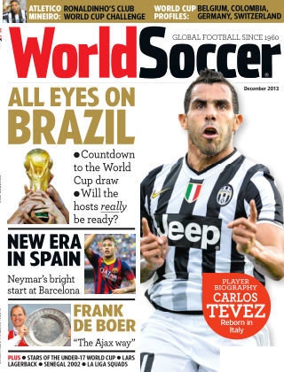 World Soccer December 2013