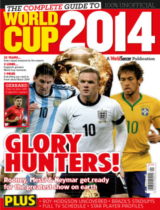 World Soccer One Shot 14