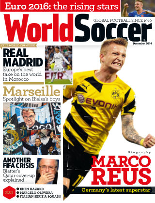World Soccer December 2014