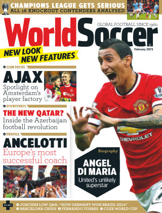 World Soccer February 2015