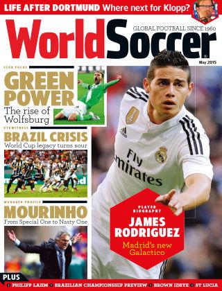 World Soccer May 2015