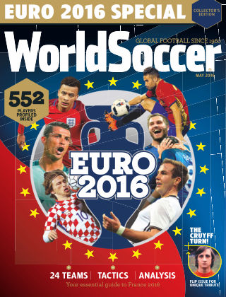 World Soccer Euro 2016 Special