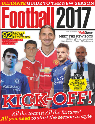 World Soccer Football 2017