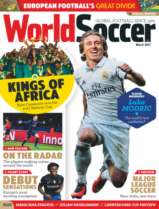 World Soccer March 2017