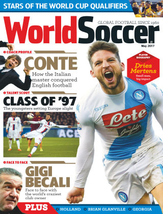 World Soccer May 2017