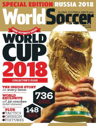 World Soccer World Cup 2018