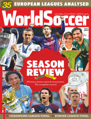 World Soccer June 2018