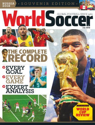World Soccer July 2018