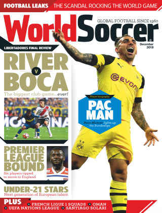 World Soccer Dec 2018