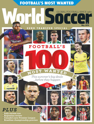 World Soccer May 2019