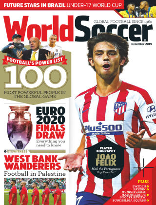 World Soccer Dec 2019