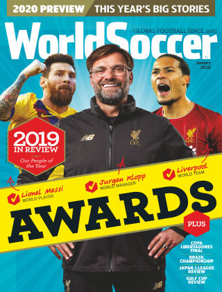 World Soccer Jan 2020