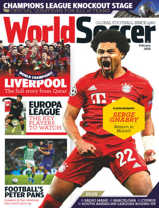 World Soccer Feb 2020