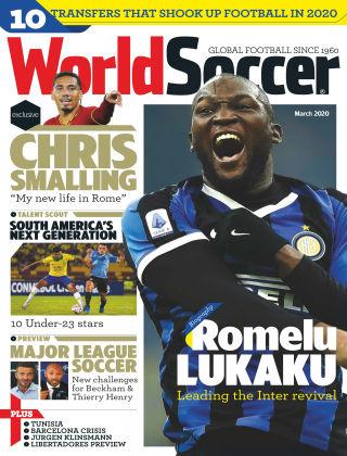 World Soccer Mar 2020