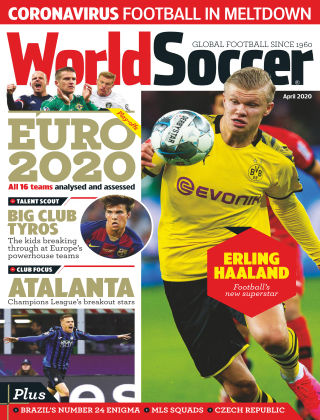World Soccer Apr 2020