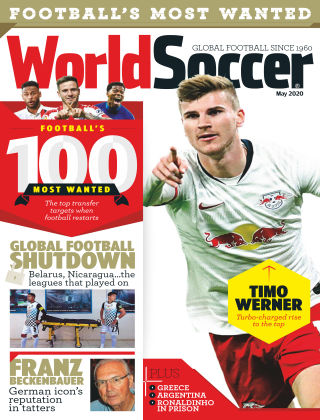 World Soccer May 2020