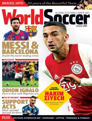 World Soccer Summer 2020