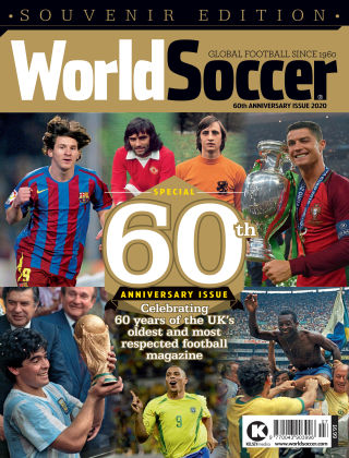 World Soccer 60th Anniversary
