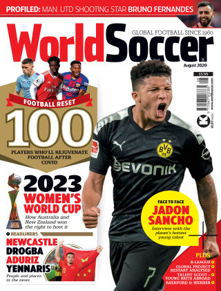 World Soccer August 2020