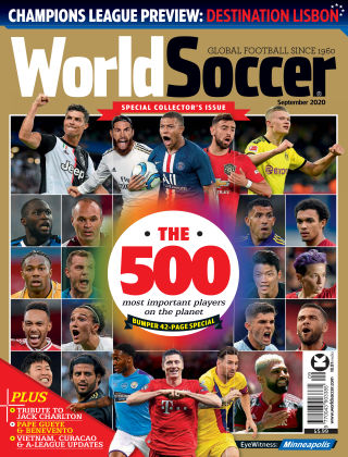 World Soccer September 2020