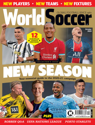 World Soccer October 2020