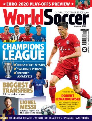 World Soccer November 2020