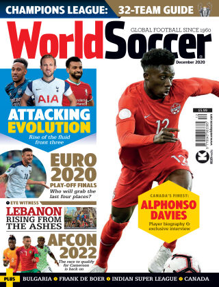 World Soccer December 2020