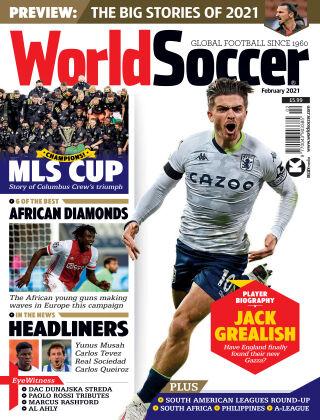 World Soccer February 2021
