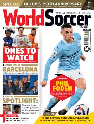 World Soccer May 2021