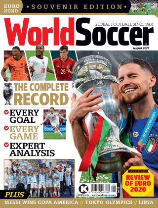 World Soccer August 2021