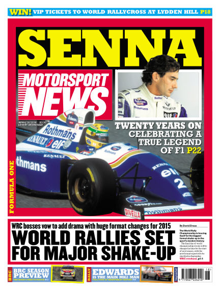 Motorsport News April 30, 2014 00:00