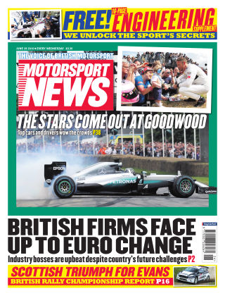 Motorsport News 29th June 2016