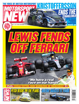 Motorsport News 17th May 2017