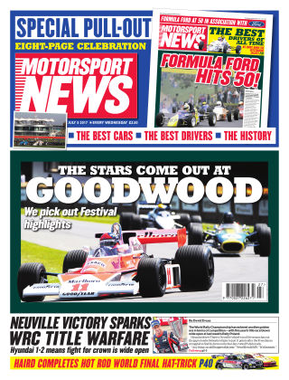 Motorsport News 5th July 2017