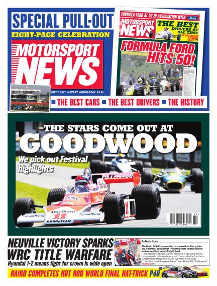 Motorsport News July 05, 2017 00:00
