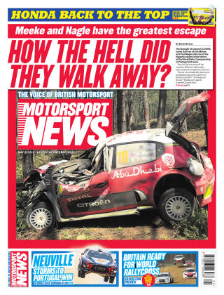 Motorsport News 23rd May 2018
