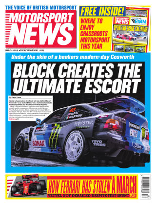 Motorsport News 6th March 2019
