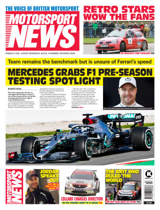 Motorsport News 4 March 2020