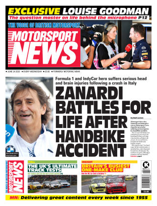 Motorsport News 24 June 2020